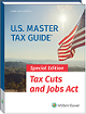 Picture of cover of CCH Tax Guide