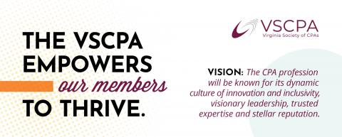 VSCPA Updated Mission and Vision