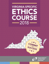 2018 Ethics cover